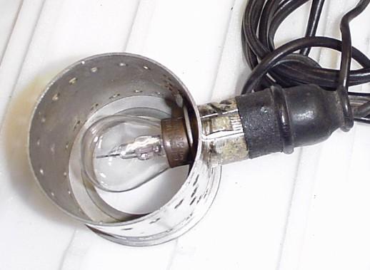 Rife's patented lamp