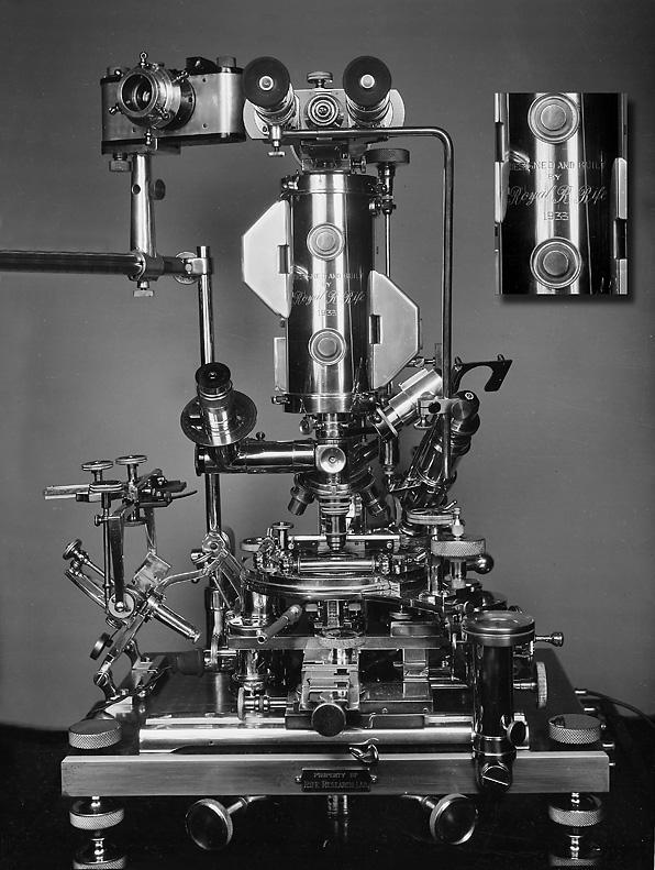 Rife 3, The Universal Microscope