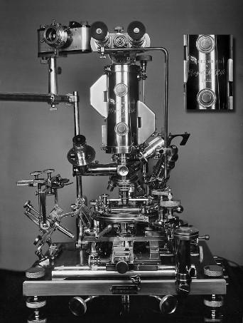 Rife 3, The Universal Microscope